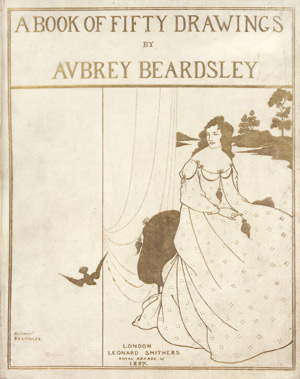 Lot 3014, Auction  111, Beardsley, Aubrey, A book of fifty drawings