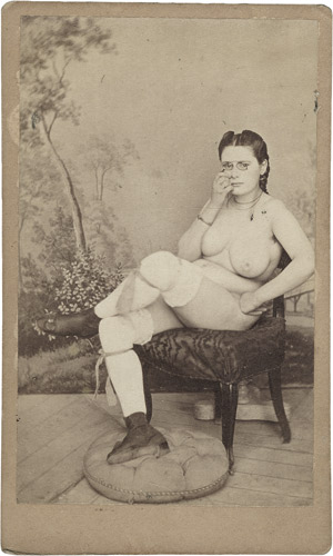 Lot 4042, Auction  111, Erotic Photography, Album of German erotic images