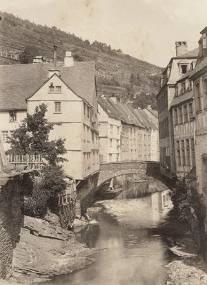 Lot 4048, Auction  111, Germany, Views of Montjois (Monschau)