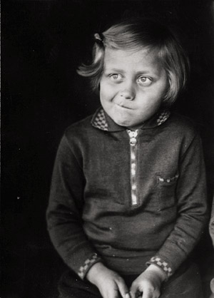 Lot 4361, Auction  111, Unknown Photographer, Photo series of facial expressions of a young girl