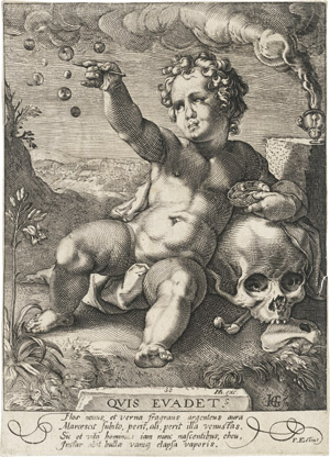 Lot 6308, Auction  111, Goltzius, Hendrick, Quis evadet?