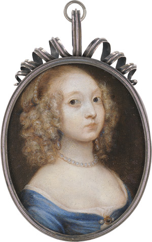 Lot 6824, Auction  111, Englisch, um 1660. Bildnis der Frances Walsingham, Lady Sidney