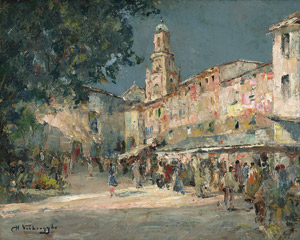 Lot 7447, Auction  111, Verbrugghe, Charles Henri, San Remo