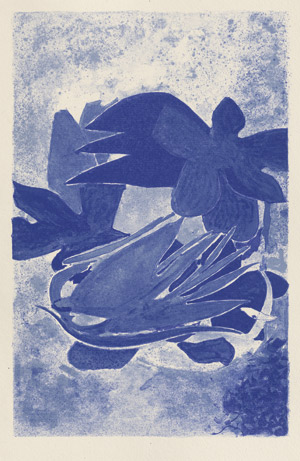 Lot 3057, Auction  112, Paulhan, Jean und Braque, Georges - Illustr., Les paroles transparentes