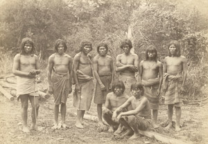 Los 4003 - Amazonia / Koch-Grünberg Expedition - Portraits and ethnographical studies of Peru, Brazil and Paraguay - 2 - thumb