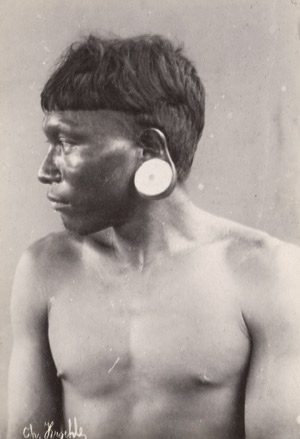Los 4003 - Amazonia / Koch-Grünberg Expedition - Portraits and ethnographical studies of Peru, Brazil and Paraguay - 4 - thumb
