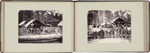 Los 4003 - Amazonia / Koch-Grünberg Expedition - Portraits and ethnographical studies of Peru, Brazil and Paraguay - 8 - thumb