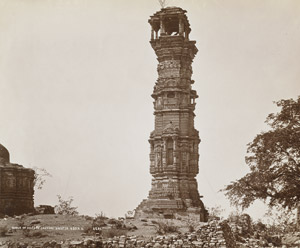 Lot 4014, Auction  112, British India, Views of temples, villages and landscapes in India