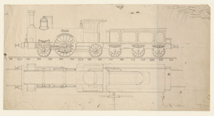 "Lot 6743, Auction  112, Deutsch, Die Dampflokomotive ""Tilla"""