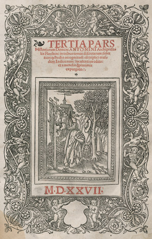 Lot 1014, Auction  113, Antoninus Florentinus, Historiarum opus