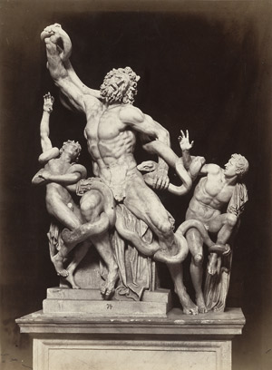 Lot 4004, Auction  113, Anderson, James, Laocoön and His Sons