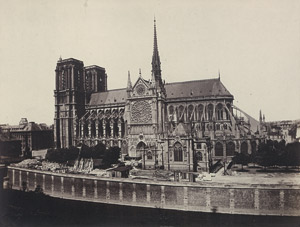 Lot 4005, Auction  113, Baldus, Edouard-Denis, Notre-Dame de Paris