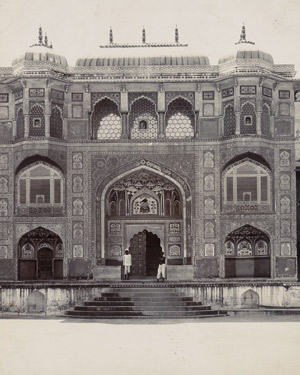 Los 4020 - British India - Indian temples and public architecture - 0 - thumb