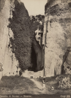 Los 4031 - Crupi, Giovanni and Wilhelm von Gloeden - Selected images of Taormina and other sites in Sicily - 0 - thumb