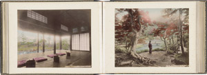 Lot 4043, Auction  113, Japan, Views of landscapes and temples of Japan