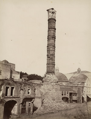 Lot 4070, Auction  113, Sebah, J. Pascal and Guillaume Berggren, Views of Constantinople