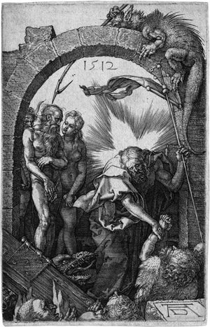 Lot 5095, Auction  113, Dürer, Albrecht, Christus in der Vorhölle