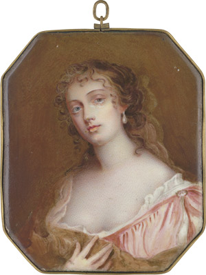 Lot 6378, Auction  114, Bone, Henry - Nachfolge, Bildnis der Elizabeth Hamilton, Countess of Gramont (1641-1708)
