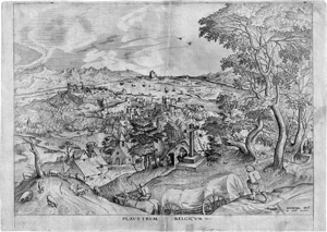 Lot 5049, Auction  115, Bruegel d. Ä., Pieter, Plaustrum Belgicum