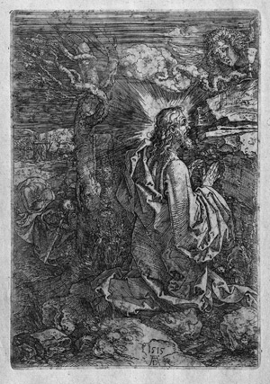 Lot 5084, Auction  115, Dürer, Albrecht, Christus am Ölberg