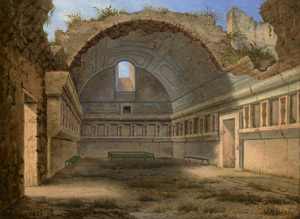 "Lot 6060, Auction  115, Jacobson, Jacob, ""Terme del Foro Pompeji"""
