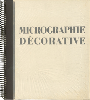 Los 4078 - Albin-Guillot, Laure - Micrographie décorative - 5 - thumb